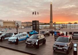 Mondial de l'auto 2018