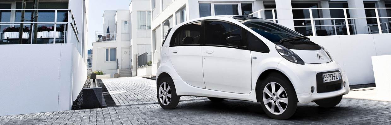 Mondial de l'auto Citroen C zero