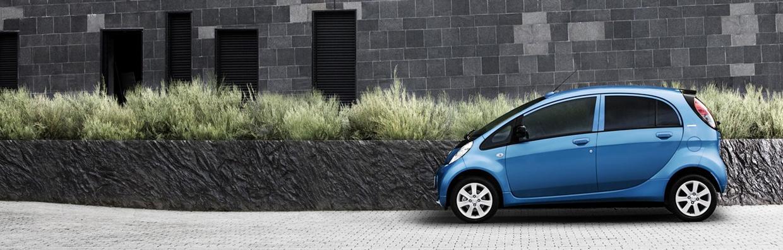 Mondial de l'auto Peugeot Ion