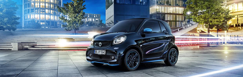 Mondial de l'auto Smart Fortwo Cabrio EQ