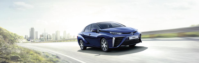 Mondial de l'auto Toyota Mirai