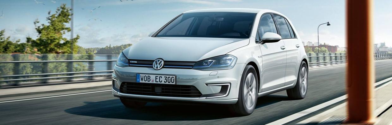 Mondial de l'auto Volkswagen e-golf